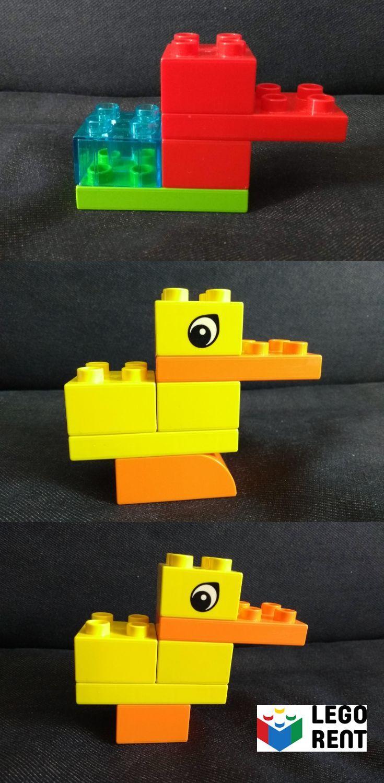 Kuriatka a kaciatka Lego Duplo