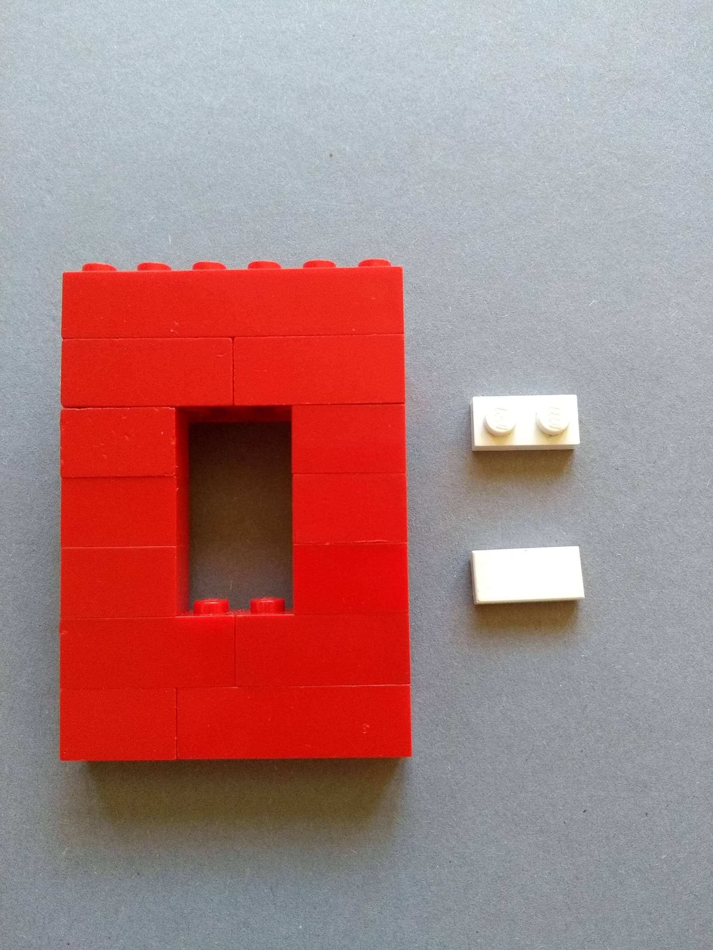 Lego okna