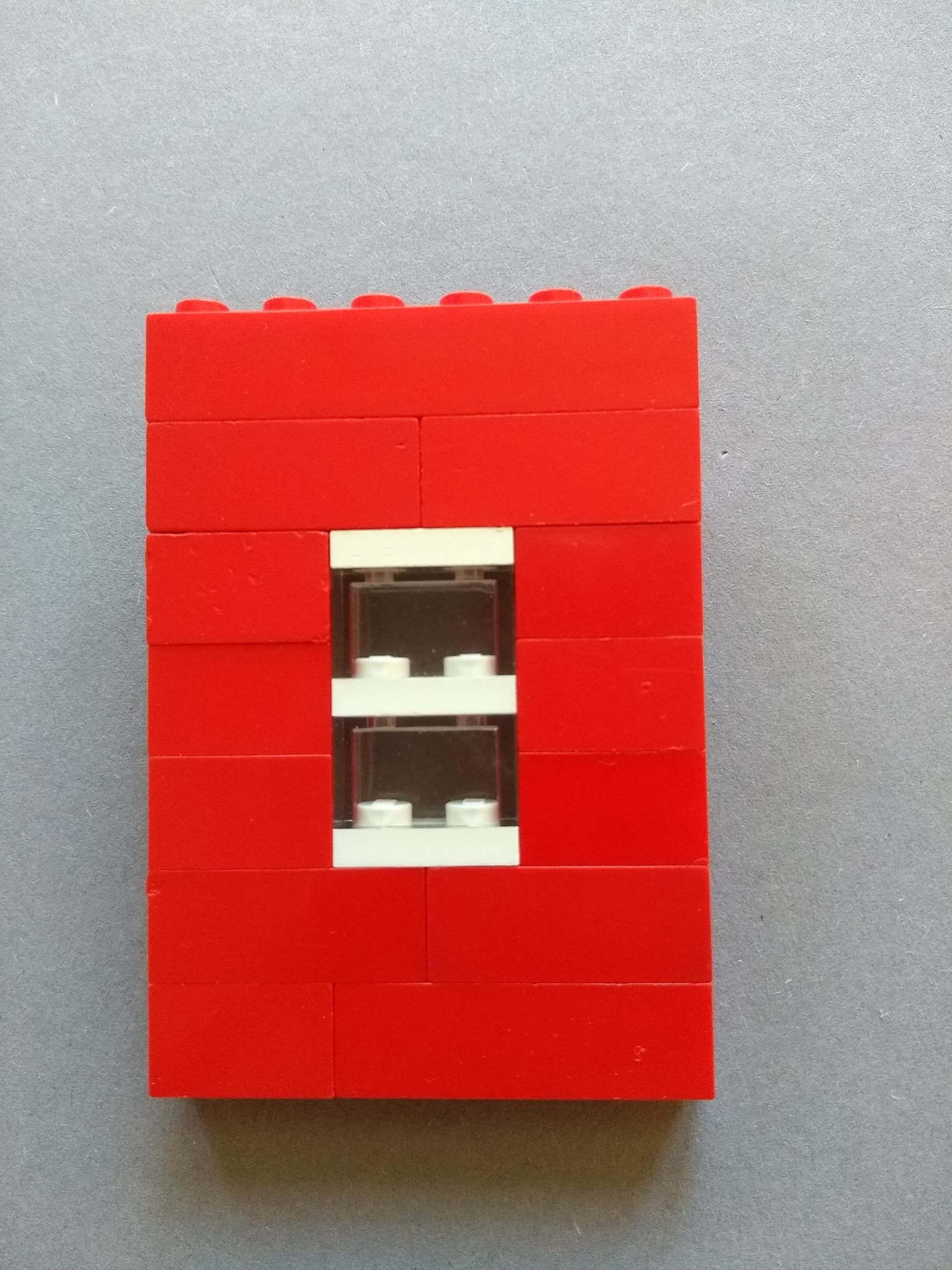 Lego okná