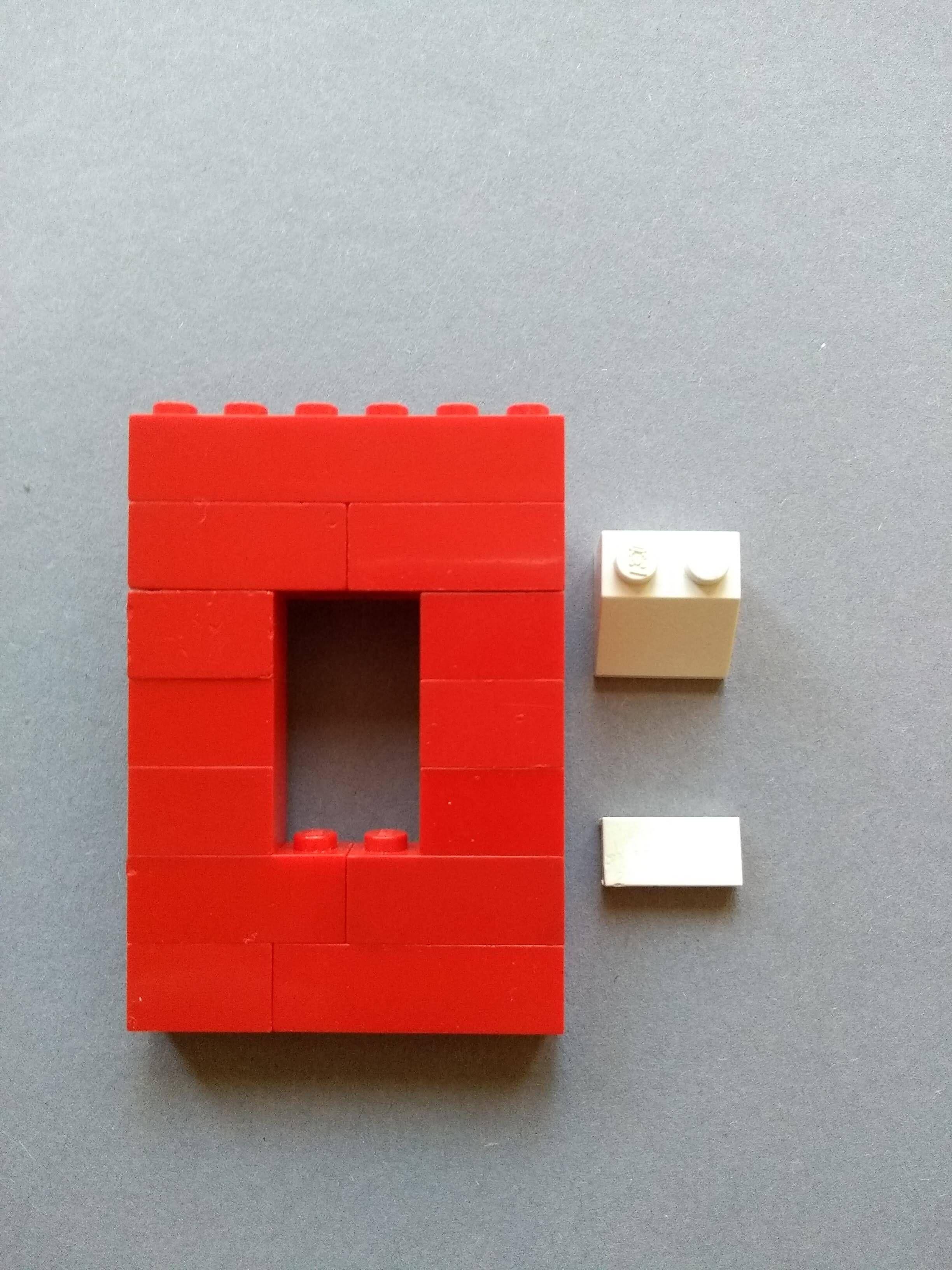 Ako na Lego okna