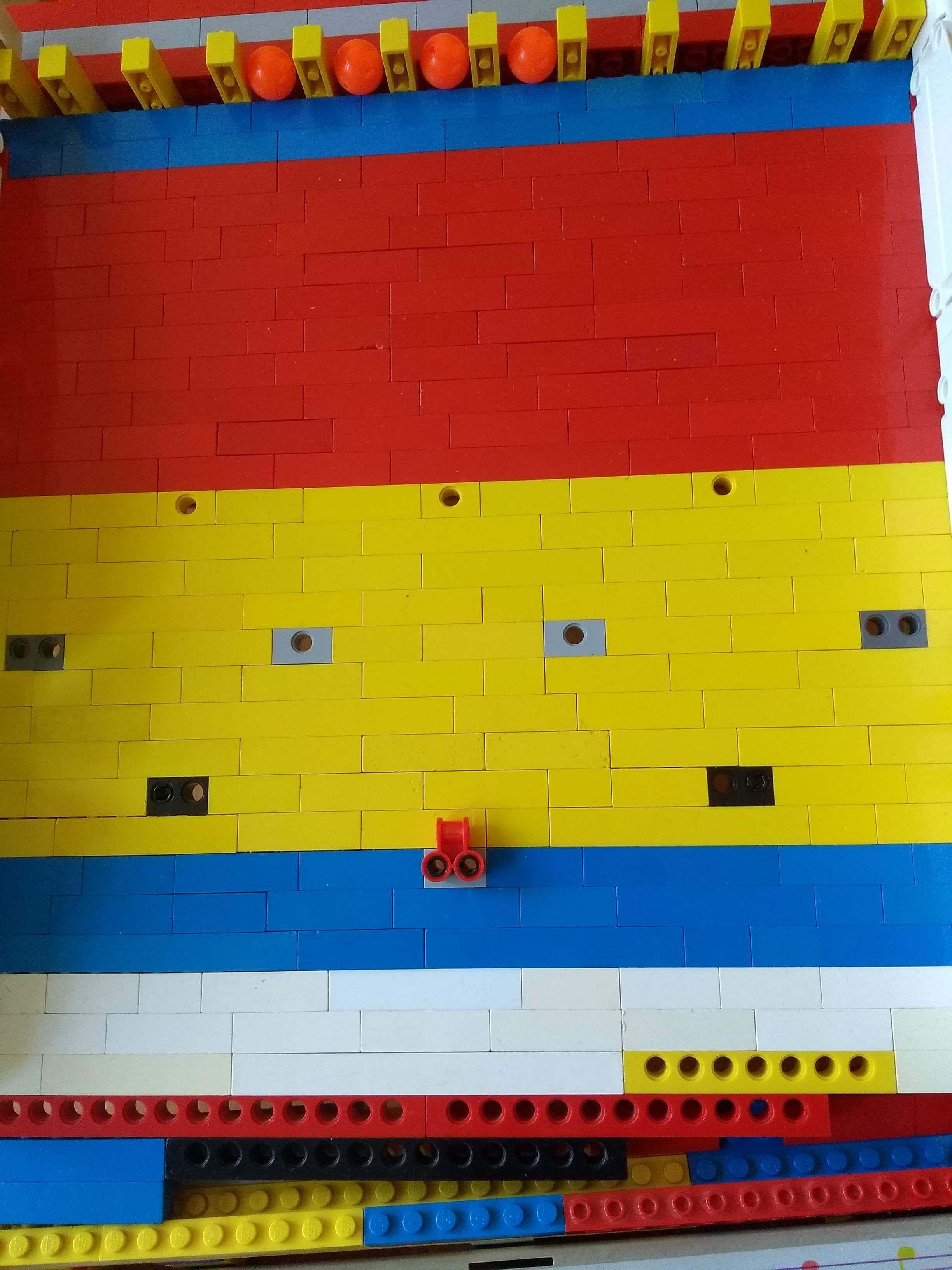 Lego xylofon