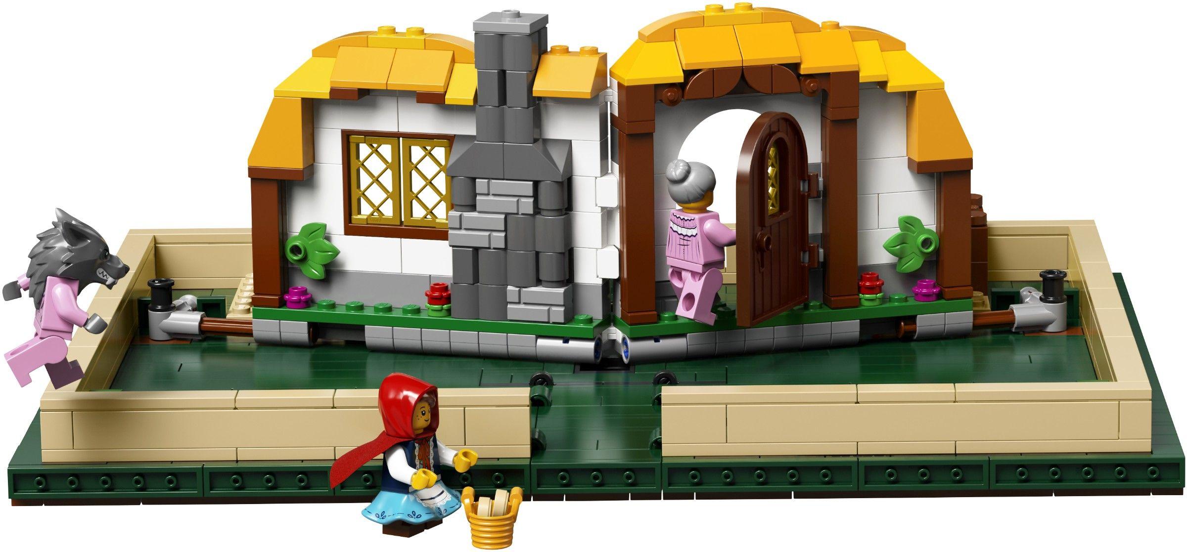 Lego Ideas 21315 otváracia kniha
