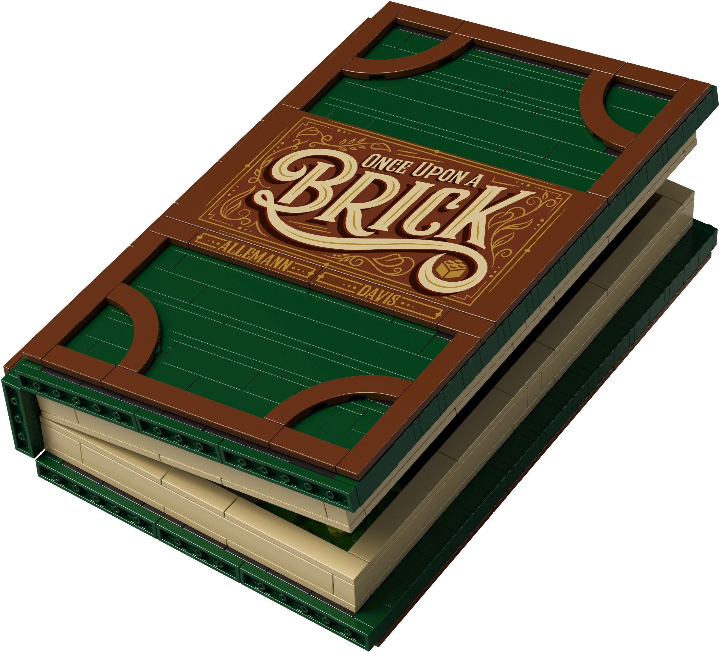 Lego Ideas 21315 vyklápacia kniha